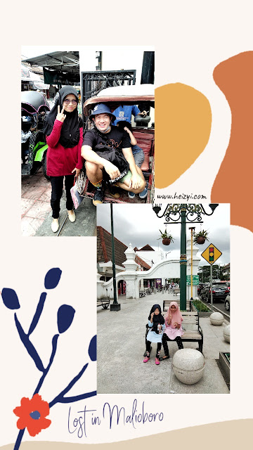 Heizyi's Story at Malioboro
