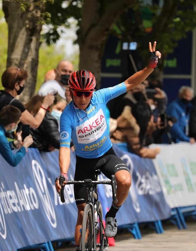 Pierre Latour ganó en el Naranco y Nairo Quintana se lleva la Vuelta a Asturias 2021