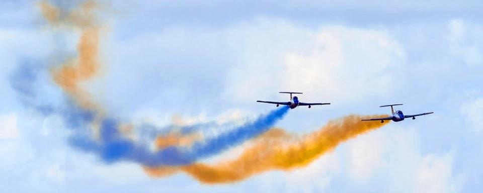 Понад пів сотні літаків і гелікоптерів братиме участь у повітряному параді 24 серпня