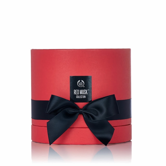 Red Musk Drum_The Body Shop_INR 3350