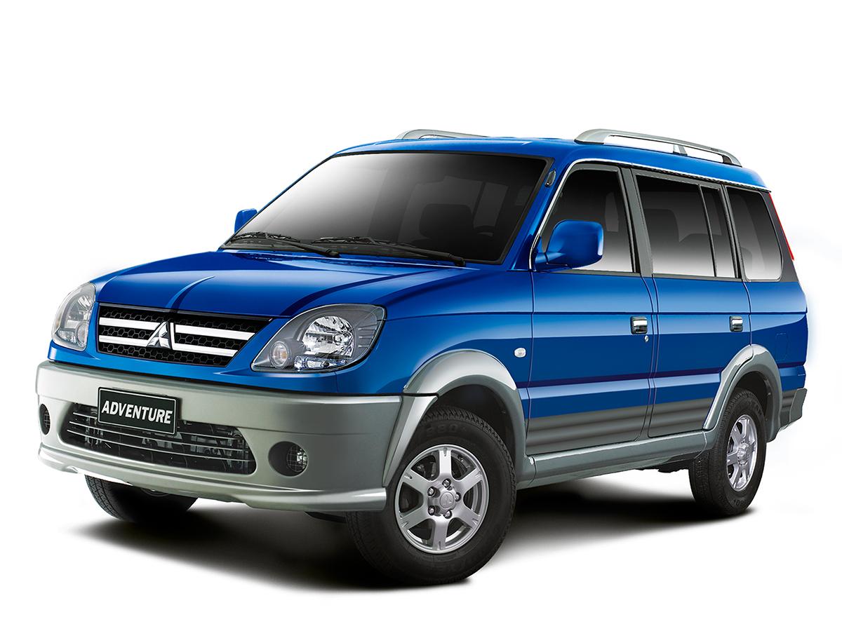Mitsubishi adventure 6 981 units sold