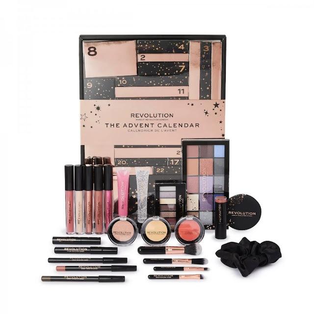 Makeup Revolution calendario avvento