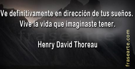 Henry David Thoreau en frases