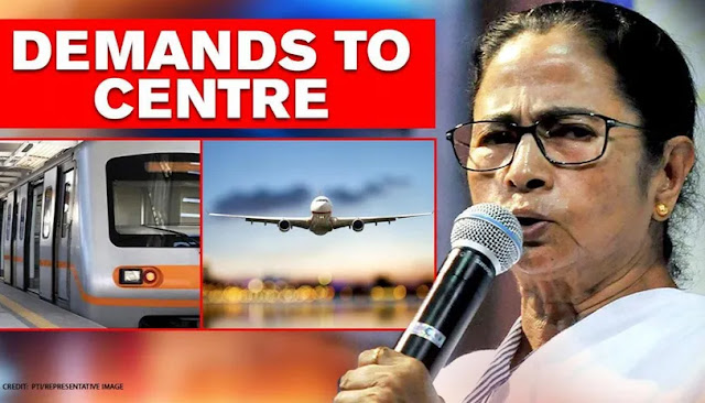 Bengal Wants No Incoming Flight From 8 Cities From July 6 For 2 Weeks