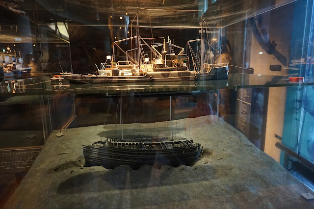 Vasa-laivan pienoisnäyttely