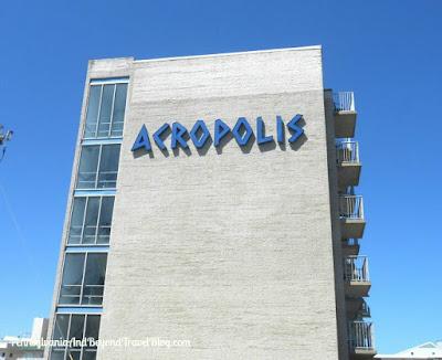 Acropolis Oceanfront Hotel in Widlwood New Jersey