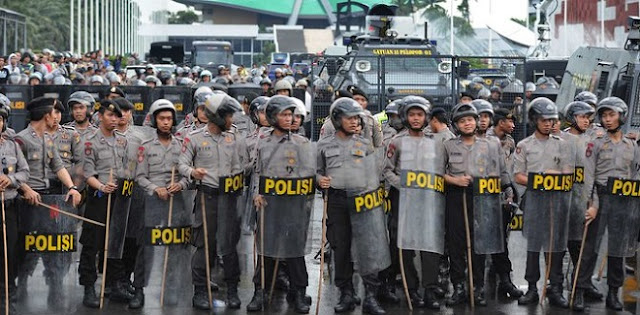 Amankan Pelantikan DPR Dan DPD, Polda Metro Kerahkan 26 Ribu Personel Gabungan
