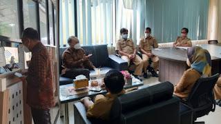Dirjen Dukcapil Nyamar Lihat Kinerja Dukcapil Kabupaten Bogor