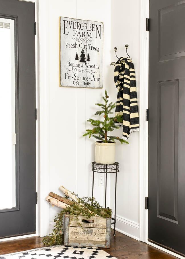how to save money on christmas decor
