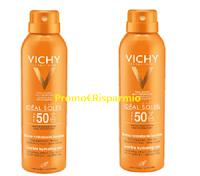 Logo Vichy: diventa tester '' Ideal Soleil'' Spray Viso Invisibile SPF 50