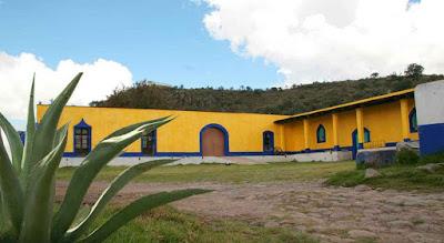 CONOCE LA HACIENDA XOCHUCA EN TLAXCALA, MÉXICO