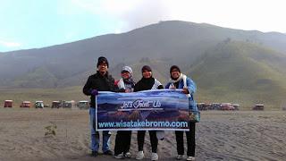 Paket Bromo, Wisata Gunung Bromo