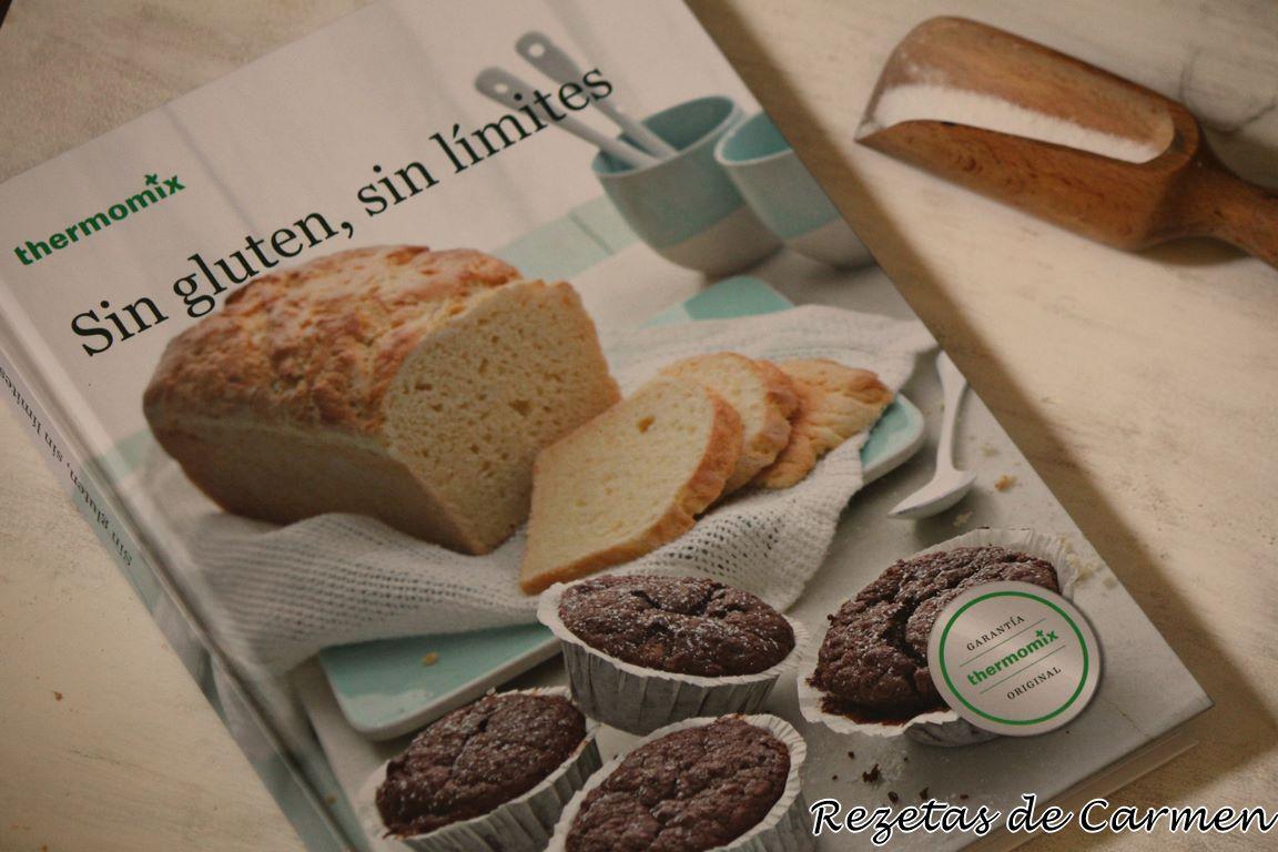 Libro De Recetas Sin Gluten Sin Límites Para Thermomix