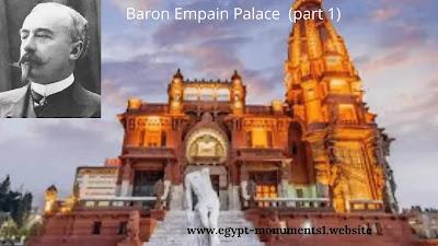 Baron Empain Palace 1
