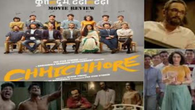 Chhichhore full movie leaked online by Tamilrockers