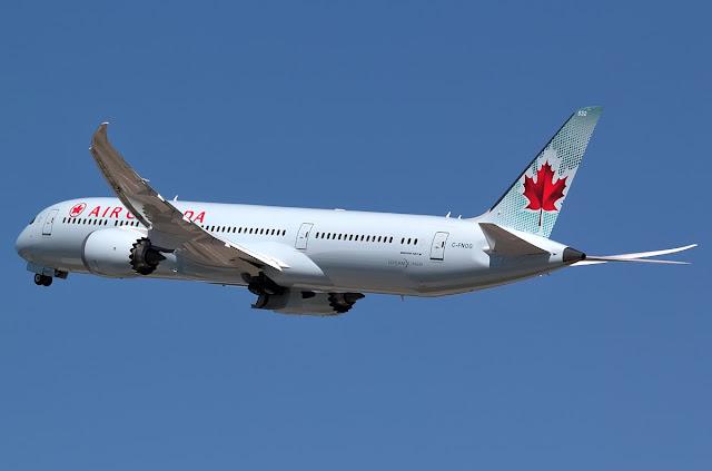 boeing 787-9 air canada