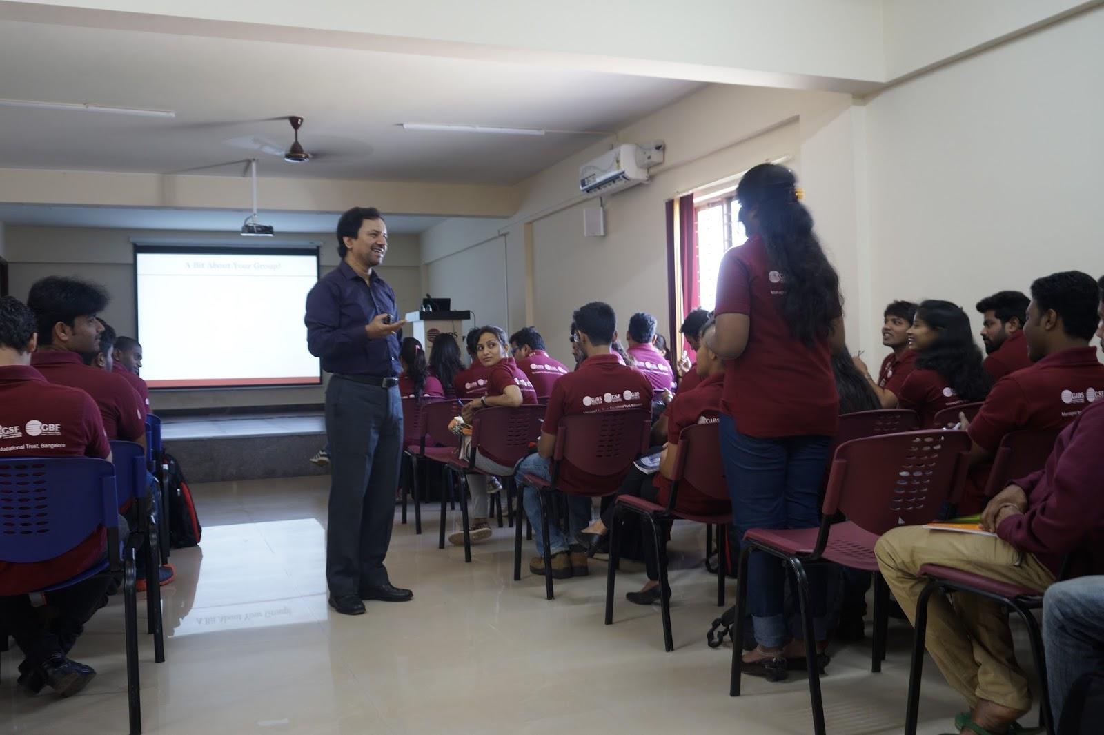 Gibs Business School Bangalore Project Management Certification