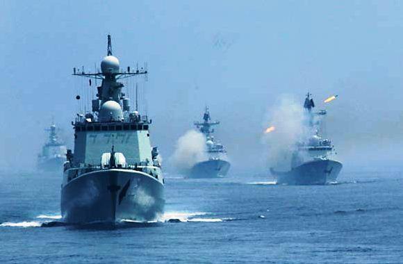 Armada kapal perang