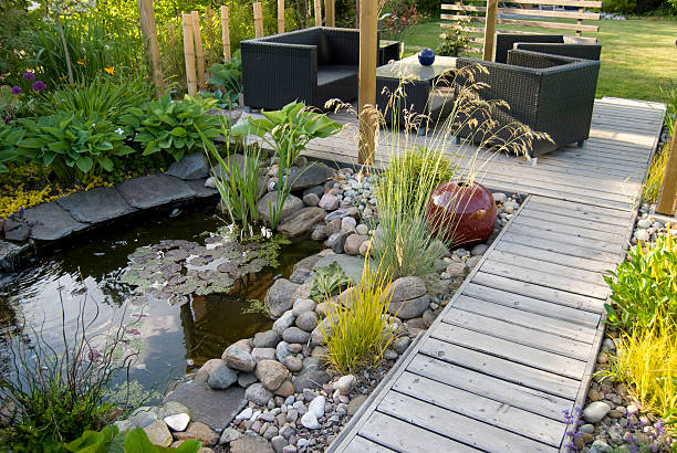 Backyard Ponds – 4 Installation Tips