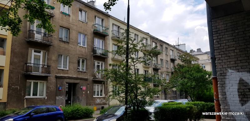 warszawa warsaw powiśle ulice warszawy architektura syrkus henrich kamienica architecture ulica
