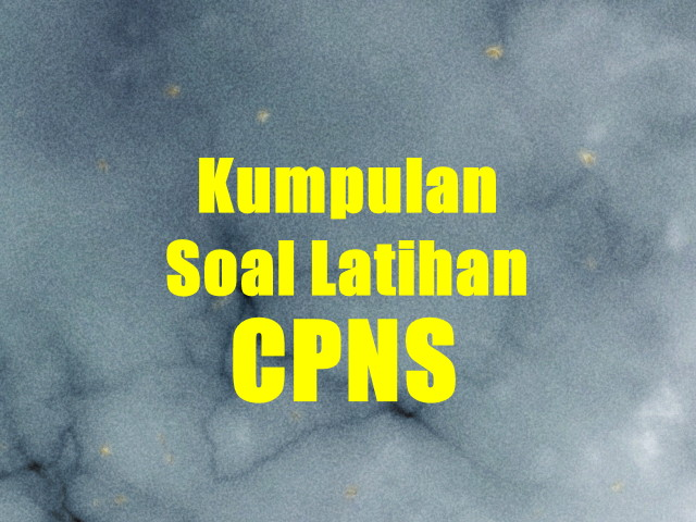 Kumpulan 22 E-Book Soal Latihan Dan Jawaban Penerimaan CPNS Format PDF