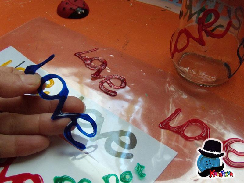 spesso Come riciclare i vasi di vetro - Kreattivablog YQ65