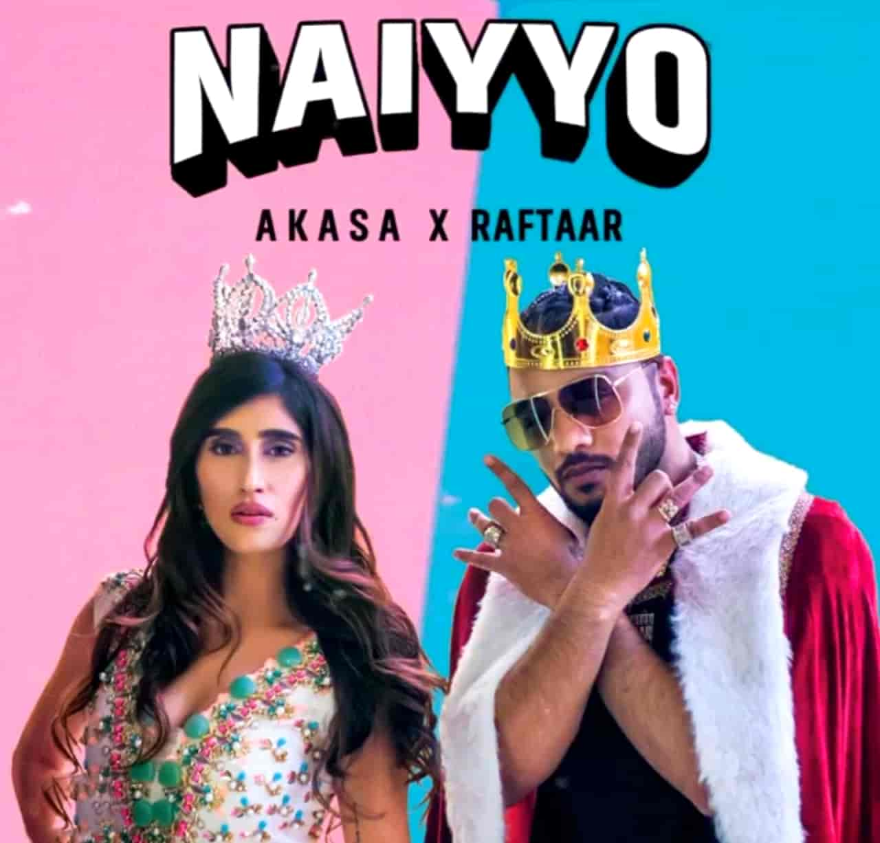Naiyyo Song Images features Akasa Singh and Akasa Singh