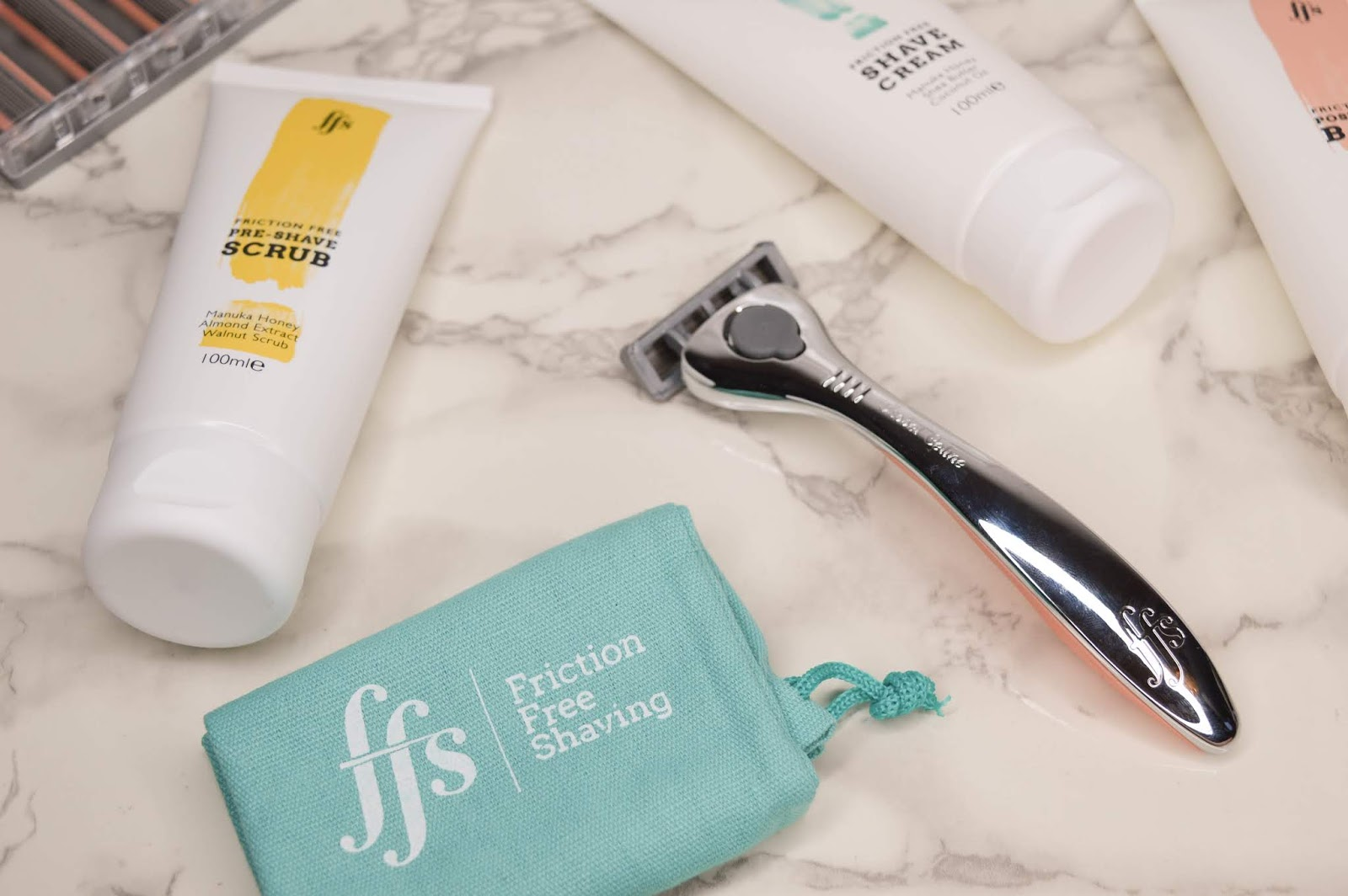Friction Free Shaving