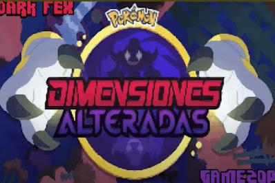 Pokemon Dimensiones Alteradas en Español GBA Imagen Portada