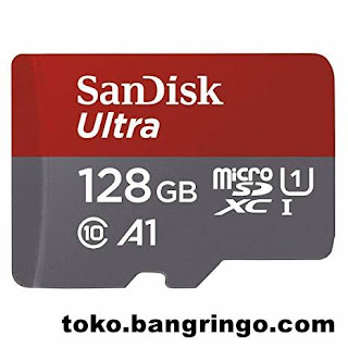 128GB - SANDISK - MicroSD Ultra