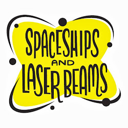 SPACESHIPS AND LASER BEAMS (EUA)