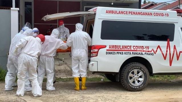 Pasien COVID-19 Depok Tewas di Taksi Online karena Ditolak 10 Rumah Sakit