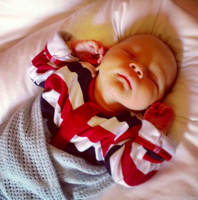5 Ways To Help Your Baby Sleep Through The Night
