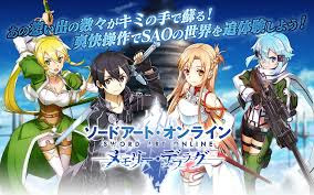 game anime android terbaik - Sword Art Online