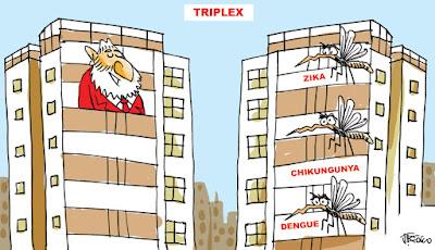 Resultado de imagem para triplex de lula caricatura