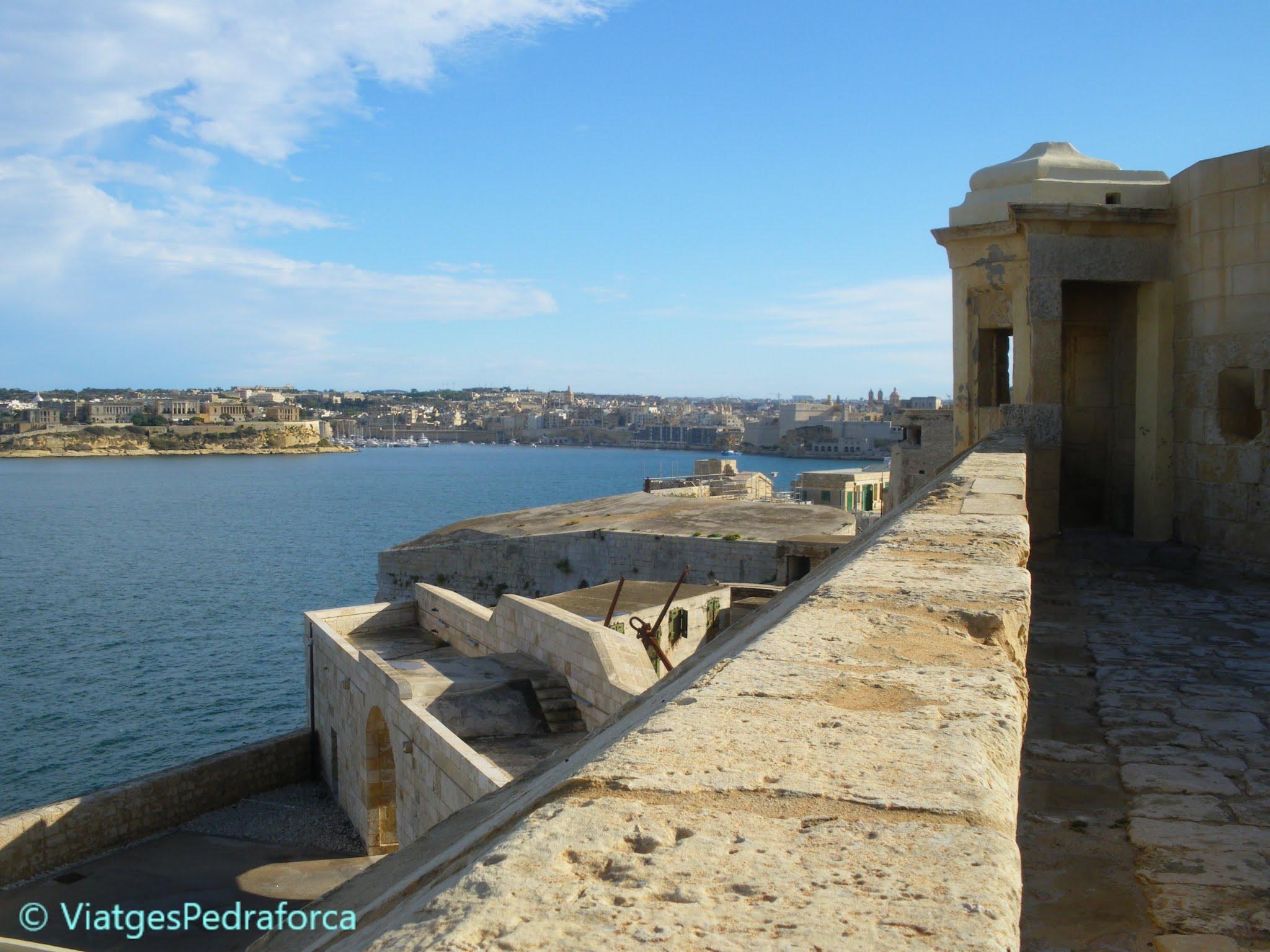 Malta, Els millors castells d'Europa, patrimoni cultural, patrimoni de la humanitat