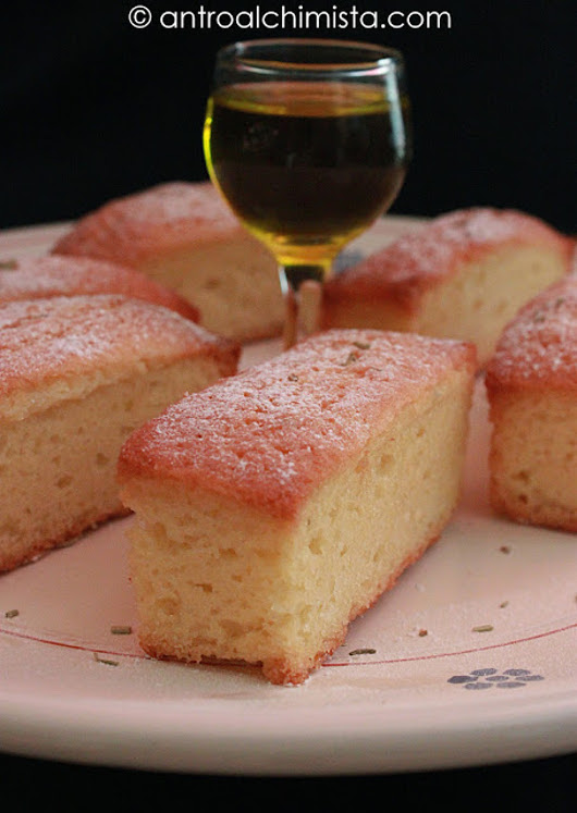 Tortine all'Olio Extravergine d'Oliva, Limone e Rosmarino