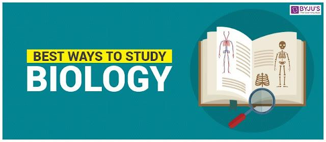 Best ways to Study Biology