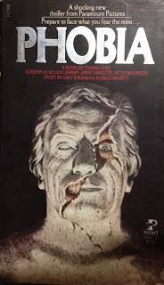 Phobia. Thomas Luke (Graham Masterton). Editora Pocket Books. 1980.