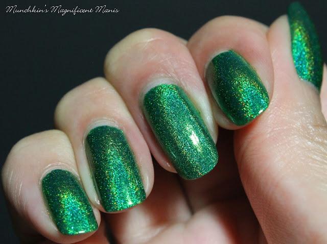 Holo Taco- Green Taffy