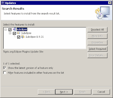 best Eclipse Plugin for SVN