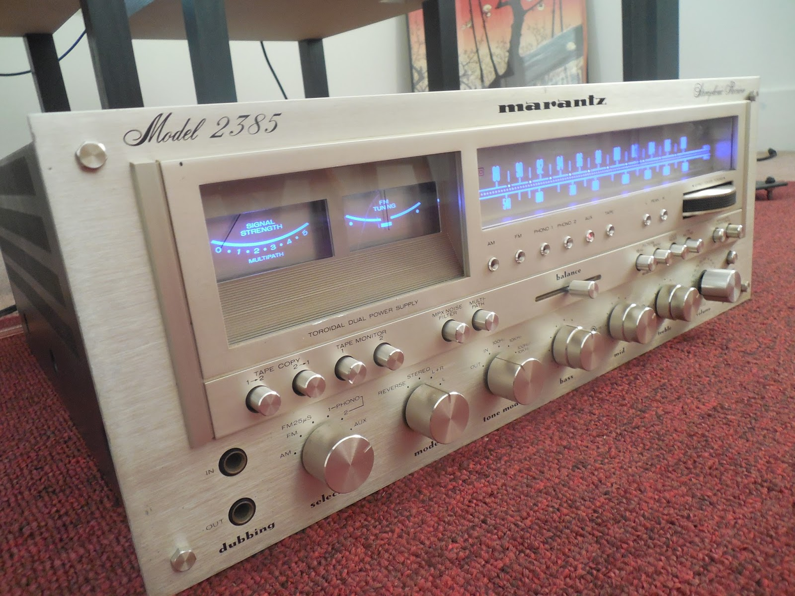Marantz Monster 2385 Receiver