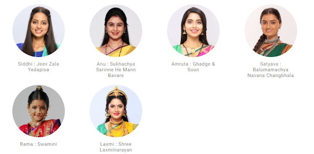 colors marathi awards vote