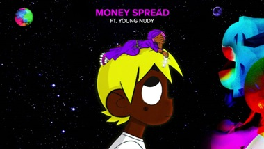 Money Spread Lyrics - Lil Uzi Vert Ft. Young Nudy