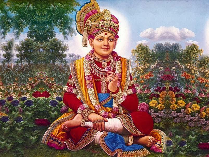 Jay Swaminarayan wallpapers: Akshar Purushottam ...