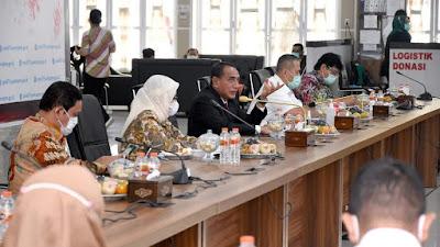 Gubernur Sumut Ingatkan Pimpinan OPD dan PNS Bekerja Profesional