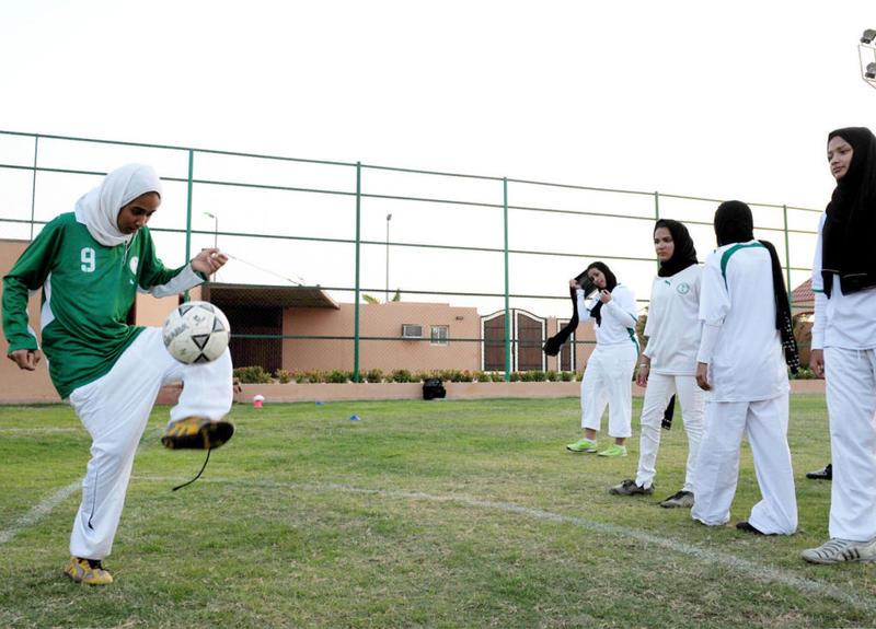 Liga Sepak Bola Wanita Akan Tayang di Televisi Saudi