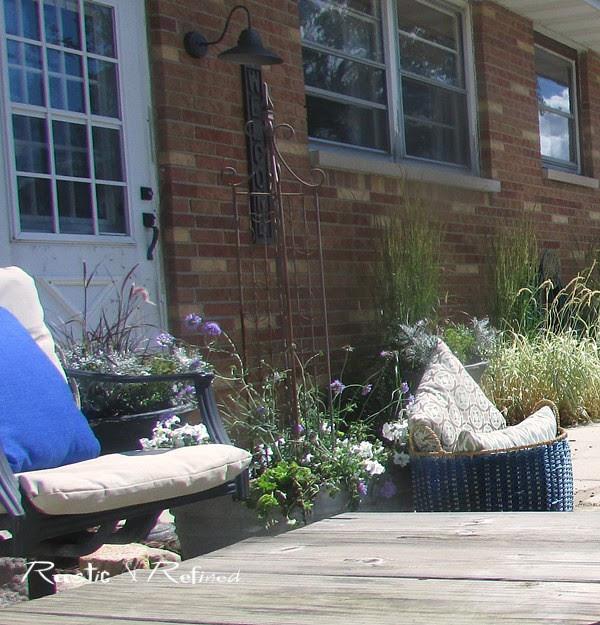 Backyard Reveal Rustic Amp Refined