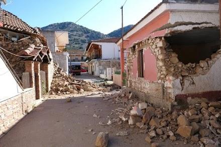 Σεισμός στην Ελασσόνα: Βυθίστηκε 40 εκατοστά το έδαφος κοντά στο επίκεντρο