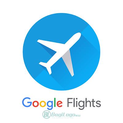 Google Flights Logo Vector